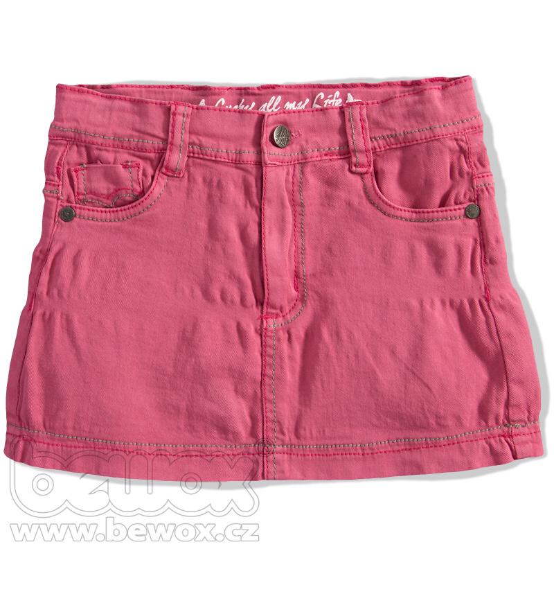Dívčí riflová sukně GIRLSTAR růžová Velikost  104 b90fa7722b