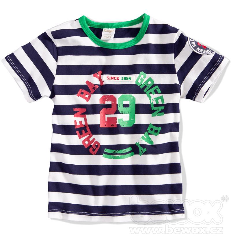 DIRKJE Dětské tričko s potiskem Velikost  62 6552a4fd46