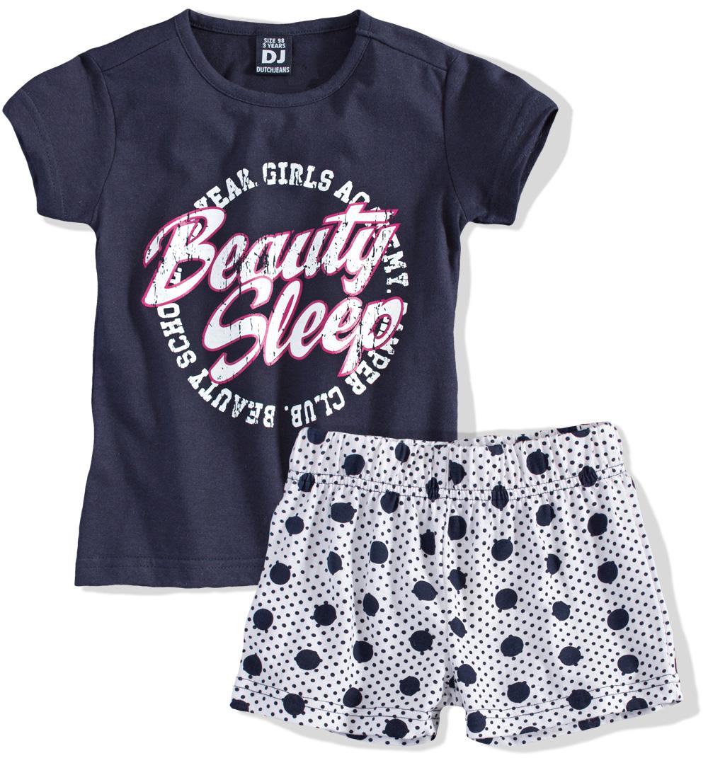 DIRKJE Dívčí letní pyžamo Velikost: 98