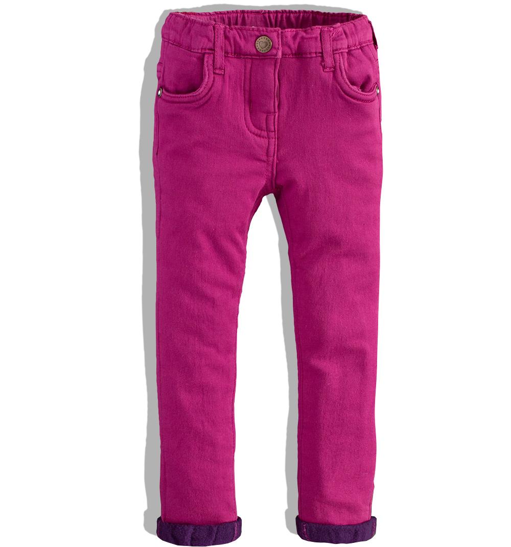 KNOT SO BAD Kojenecké zateplené kalhoty Velikost: 68