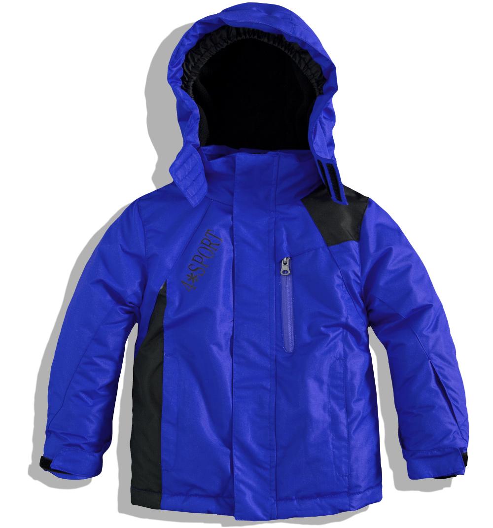 KNOT SO BAD Dětská zimní bunda KnotSoBad Velikost: 98