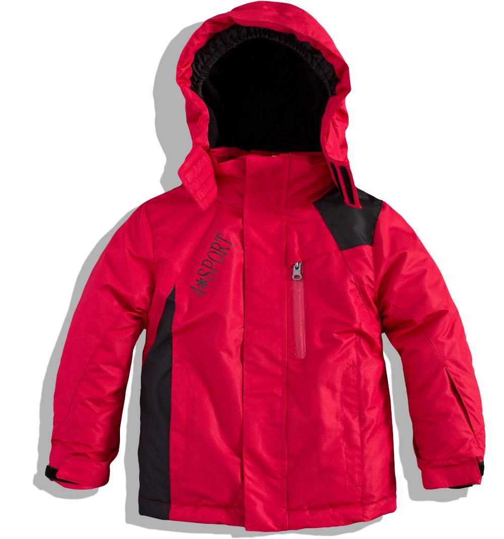 KNOT SO BAD Dětská zimní bunda KnotSoBad Velikost: 92