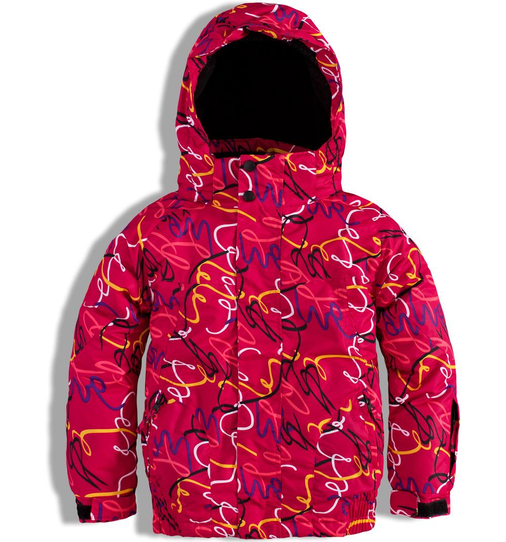 Dívčí zimní lyžařská bunda Knot So Bad Velikost: 164