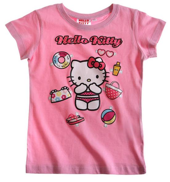 Dětské tričko HELLO KITTY Velikost: 140