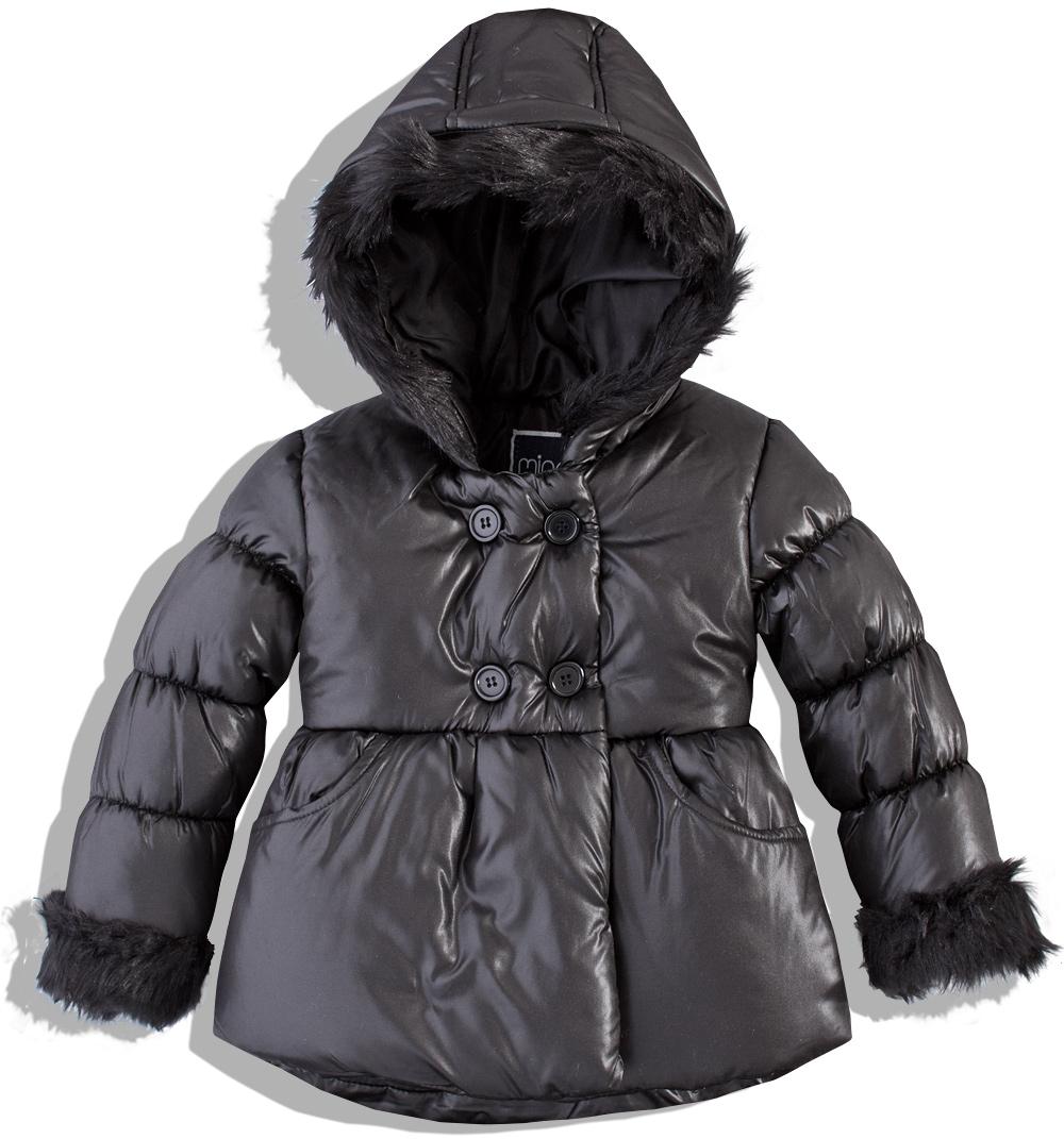 MINOTI Dívčí zimní bunda FUNKY Velikost: 86-92