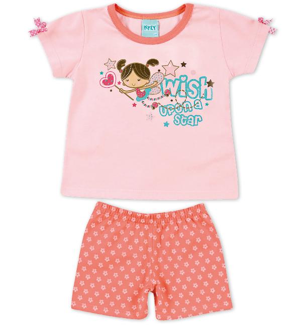 KYLY Dívčí pyžamo VÍLA Velikost: 98