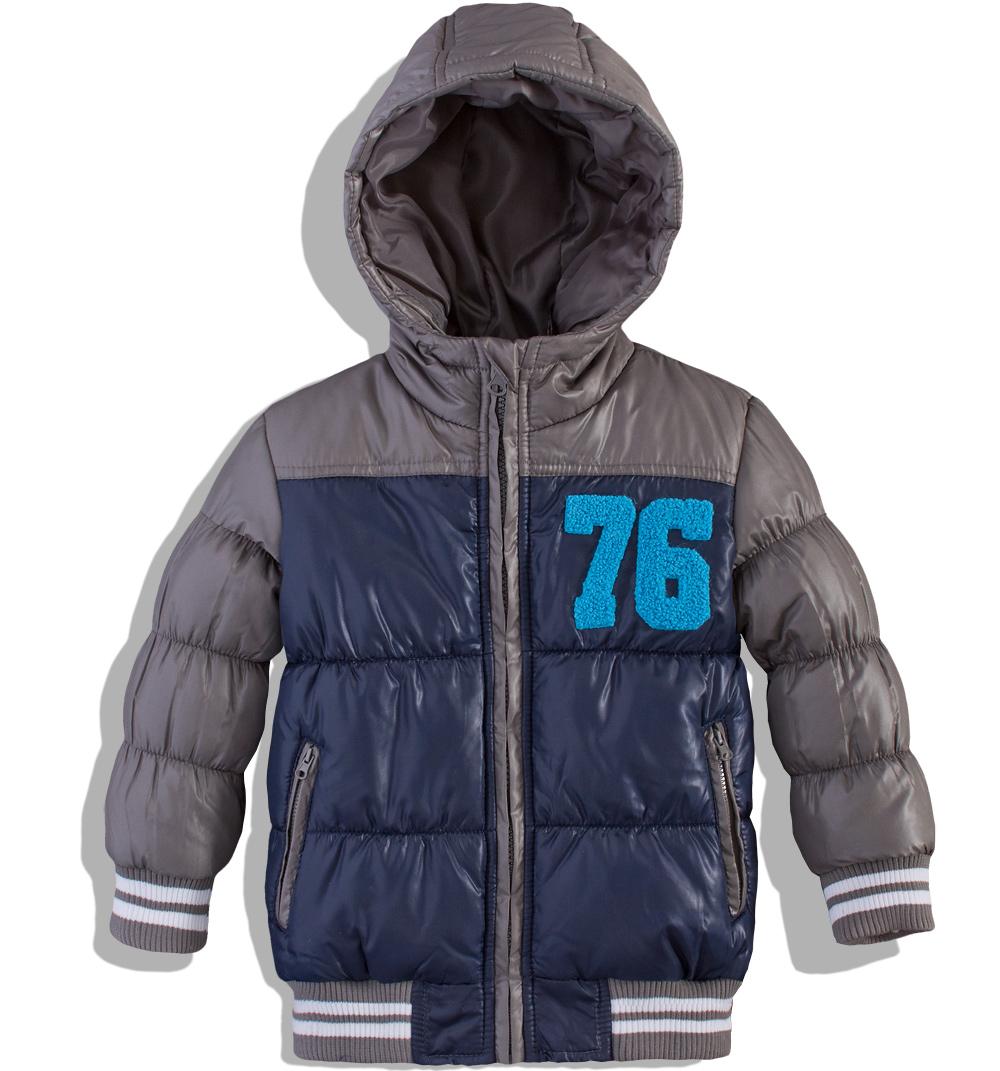 SOUL GLORY Dětská zimní bunda ROCK modrá Velikost  98-104 38c8fde89da