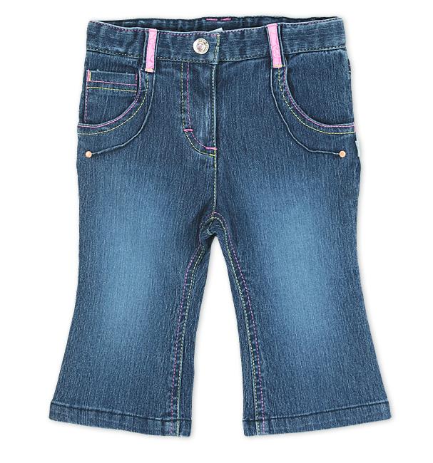 TUP-TUP Kojenecké jeans kalhoty Velikost: 62