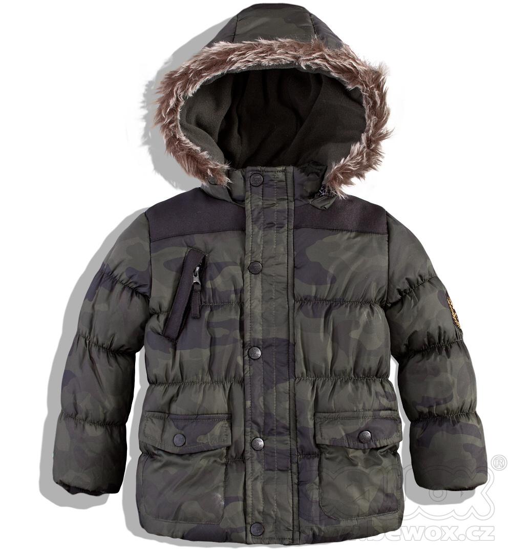 SOUL&GLORY Chlapecká zimní bunda VALLEY Velikost: 122-128