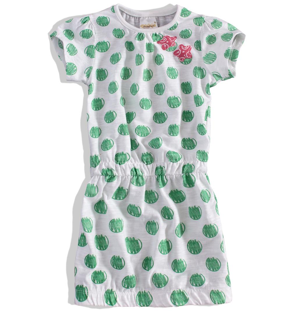 173d7a10a84 Dívčí bavlněné šaty DIRKJE Velikost  98