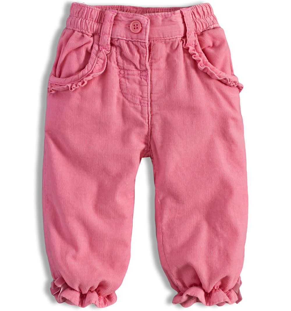 KNOT SO BAD Kojenecké zateplené kalhoty KnotSoBad Velikost: 68