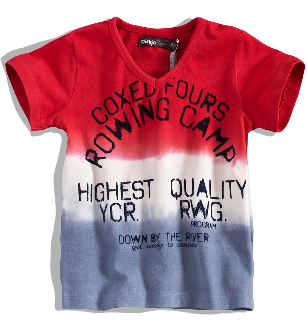 Dětské tričko s potiskem DIRKJE Velikost  92 998b94f57b