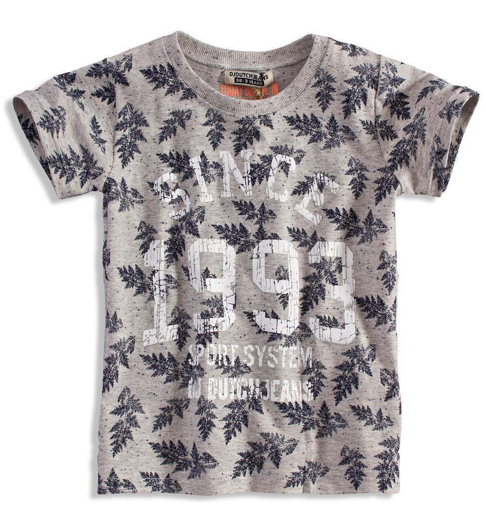 Chlapecké tričko krátký rukáv DIRKJE Velikost: 140