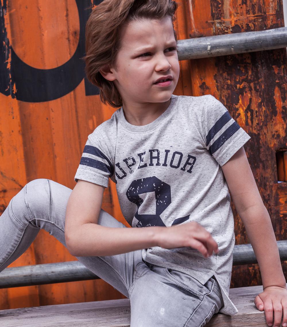Chlapecké tričko DIRKJE Velikost: 140