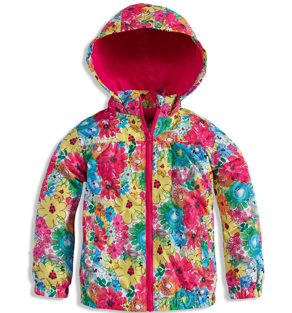 Dívčí jarní bunda LOSAN KYTIČKY Velikost: 98
