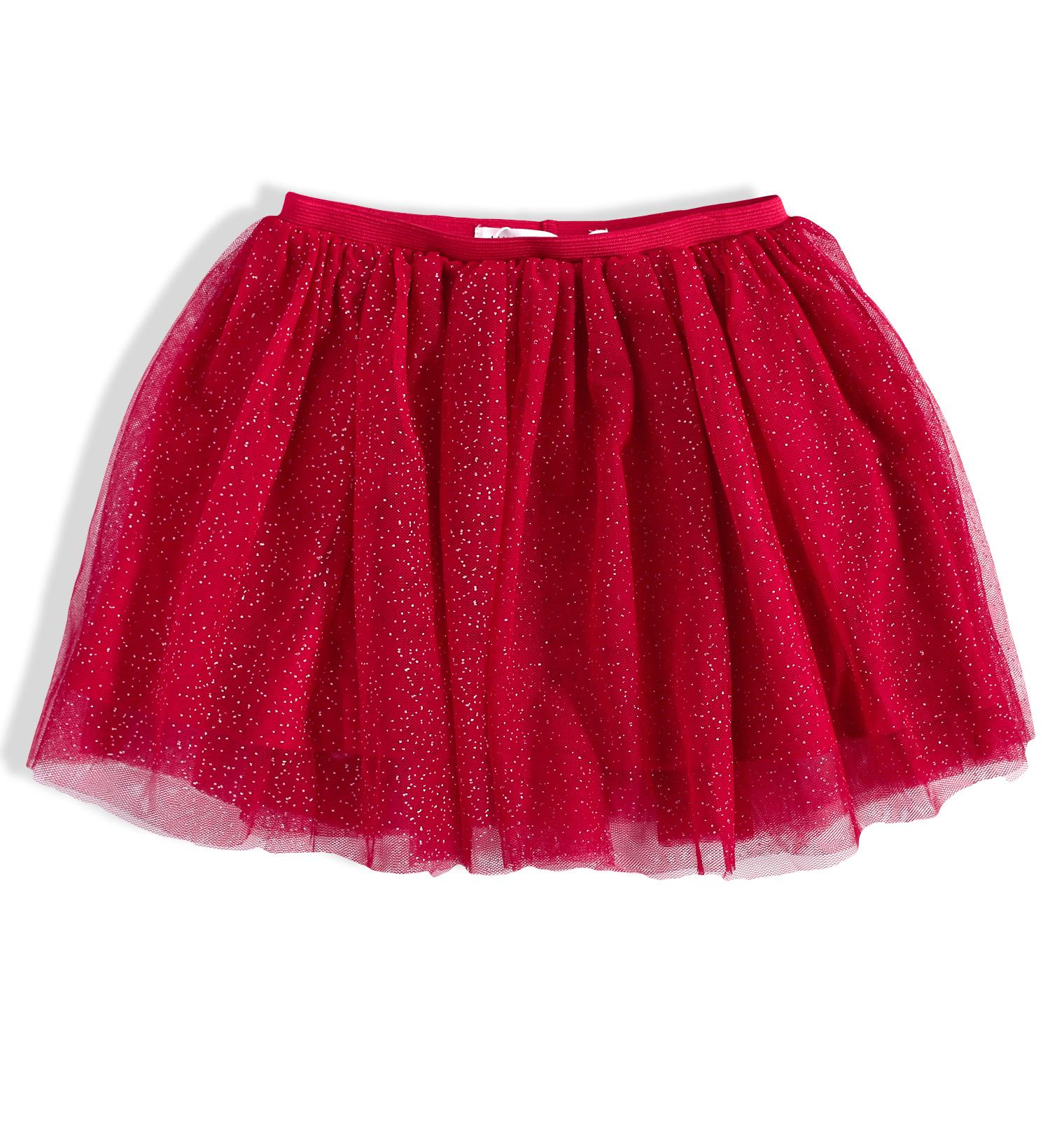 Dívčí tutu sukně MINOTI BERRY vínová Velikost: 86-92