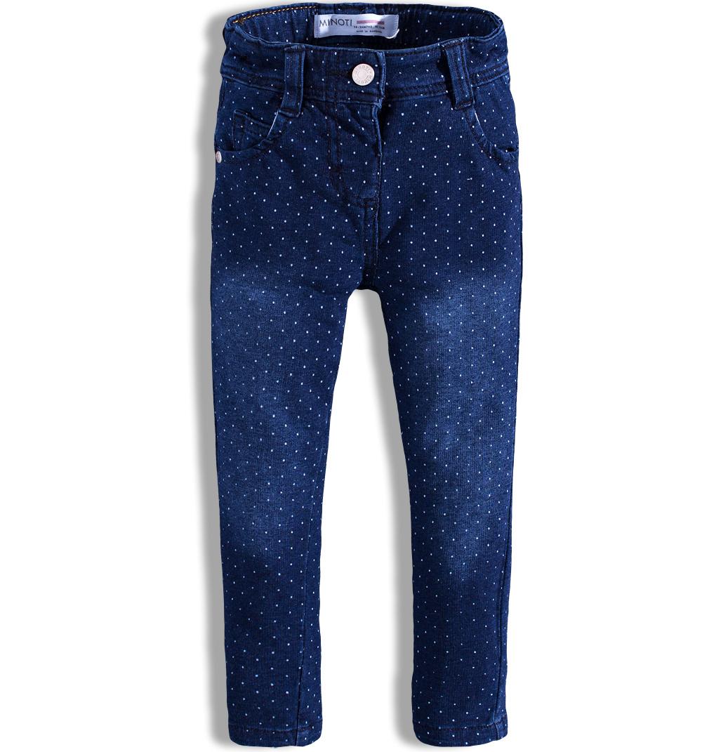 6eed36cab09 Dívčí kalhoty MINOTI GLITTER Velikost  122-128