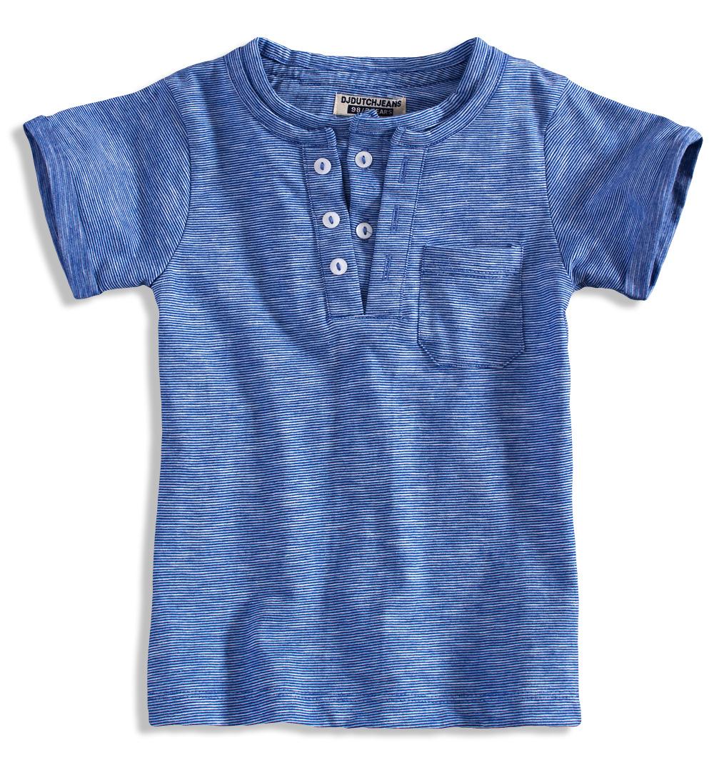 DIRKJE Chlapecké tričko s krátkým rukávem Velikost: 140
