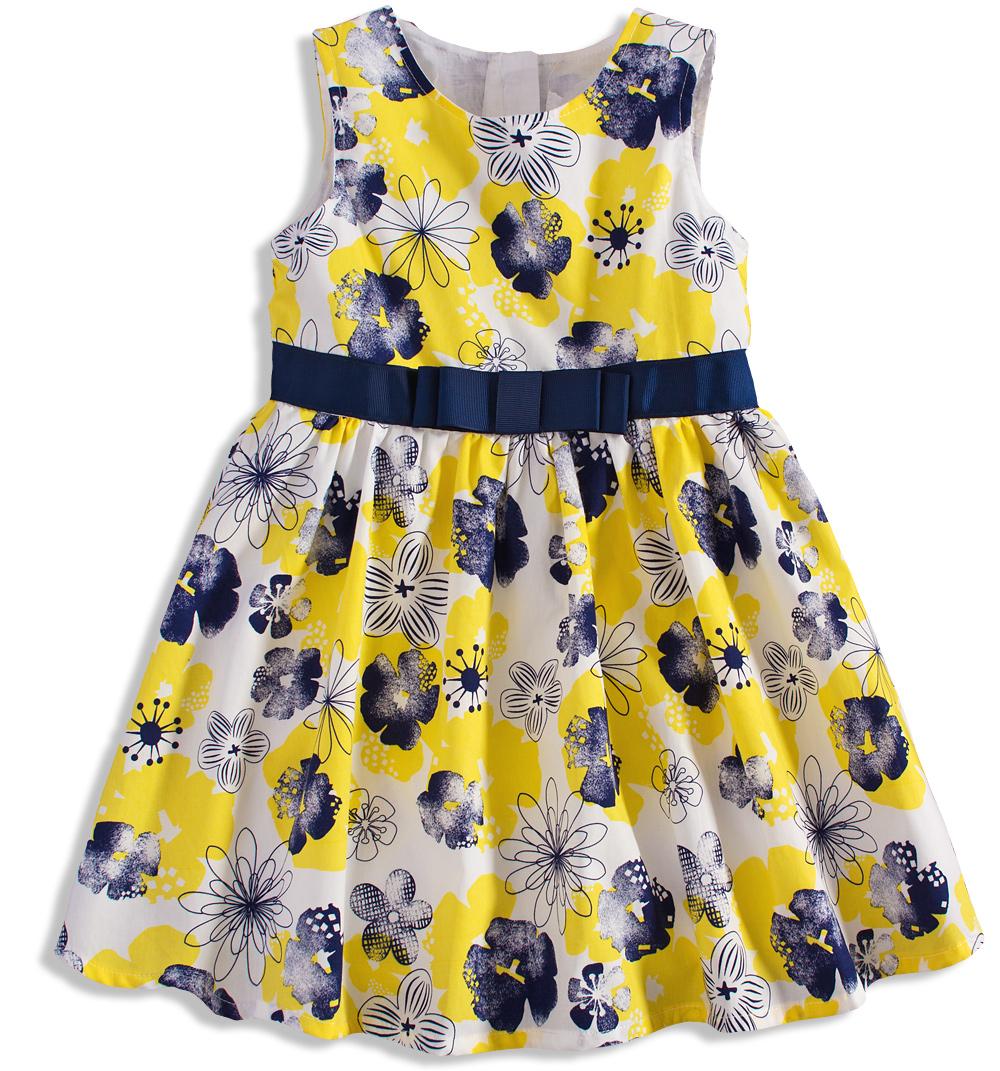 MINOTI Dívčí šaty bez rukávů Velikost: 80