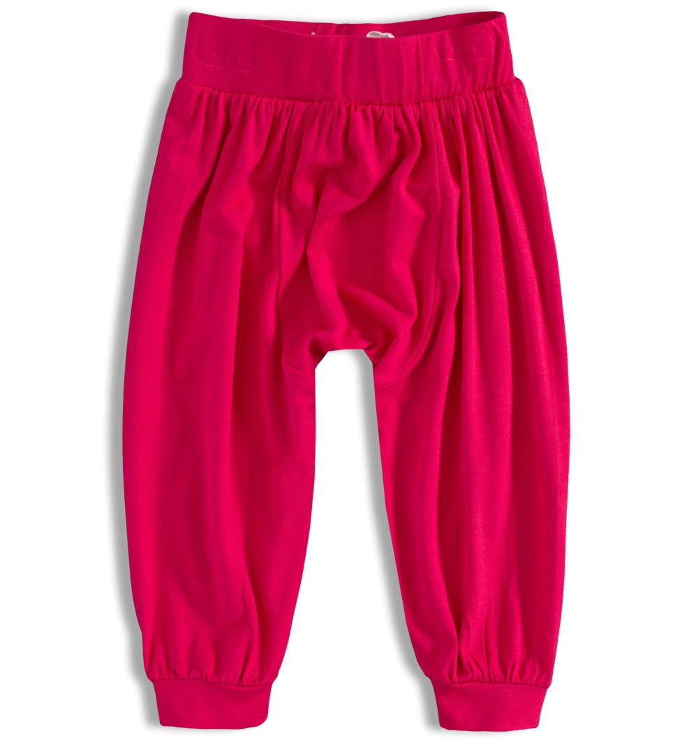 KNOT SO BAD Kojenecké dívčí kalhoty Velikost: 68