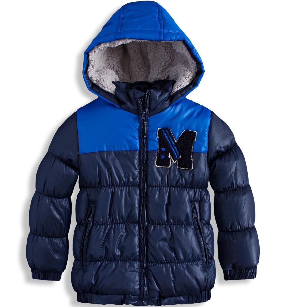 Kojenecká chlapecká zimní bunda MINOTI ARCTIC Velikost: 80