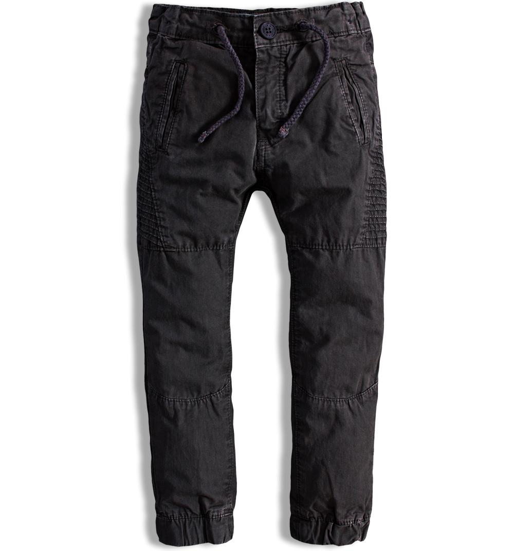 Kojenecké chlapecké kalhoty MINOTI KID černé Velikost: 80