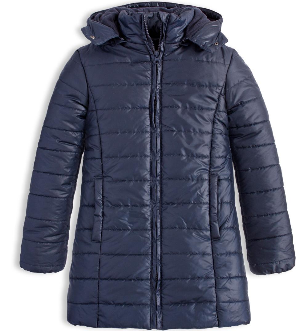 Dívčí zimní kabát LOSAN modrý Velikost: 128