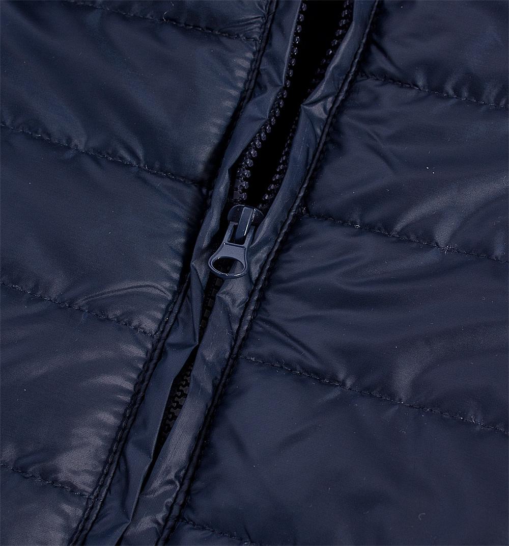 Dívčí zimní kabát LOSAN modrý Velikost: 164
