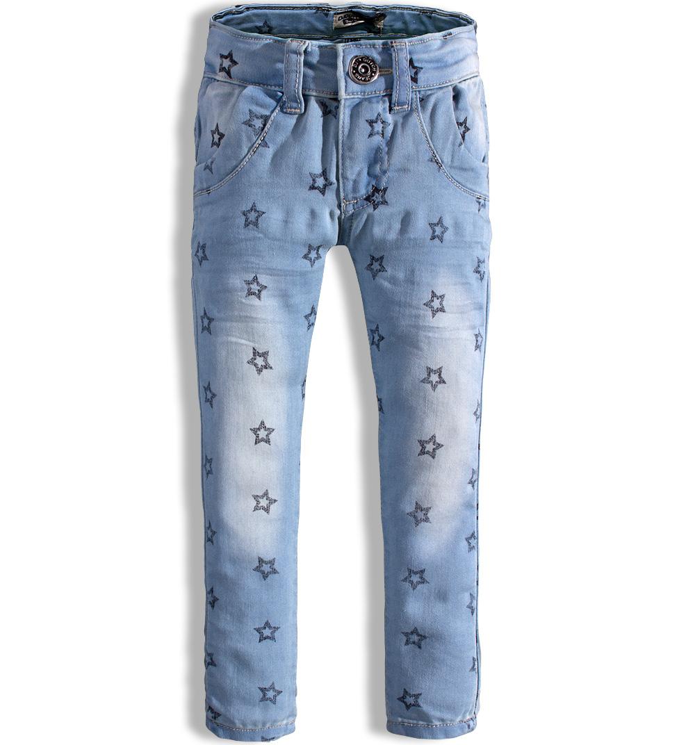 Dívčí džíny DIRKJE HVĚZDIČKY modré Velikost  164 5b3bfc748c