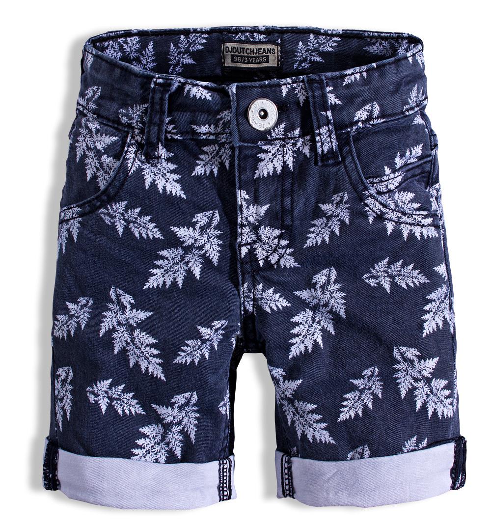 Chlapecké džínové šortky DIRKJE LISTY Velikost: 152