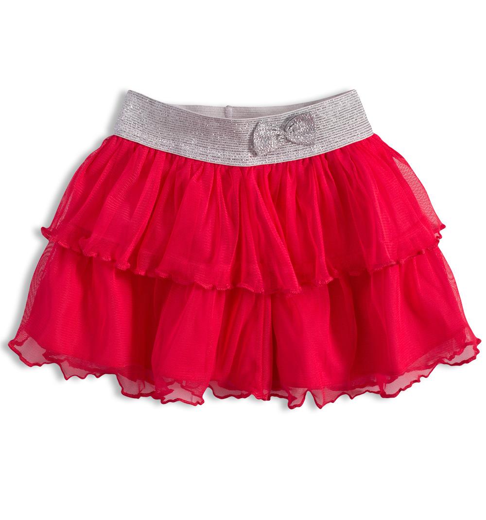Dětská tutu sukně DIRKJE růžová Velikost  86 baa67b7972