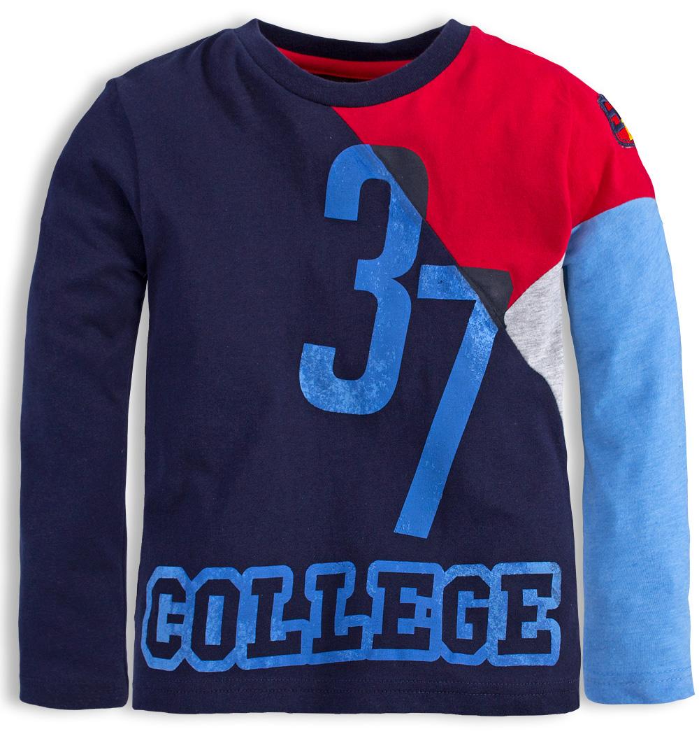 Chlapecké triko Mix´nMATCH COLLEGE modré Velikost: 152