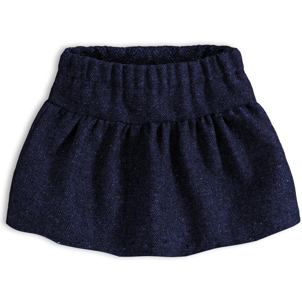 Dívčí sukně KNOT SO BAD PERFECT STYLE modrá Velikost  92 9a9c81309f