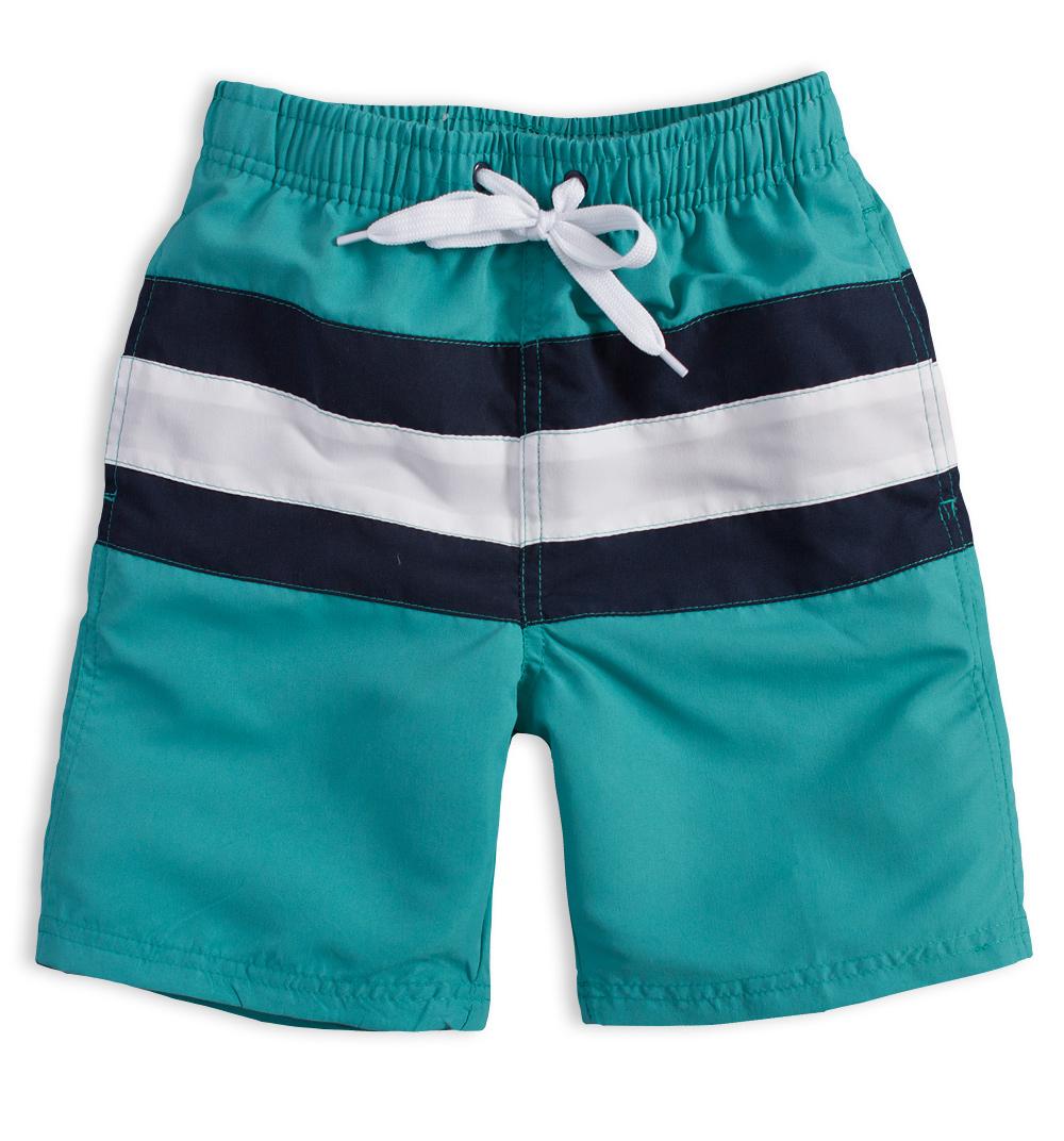 Chlapecké plavky KNOT SO BAD BOARD modré Velikost: 140