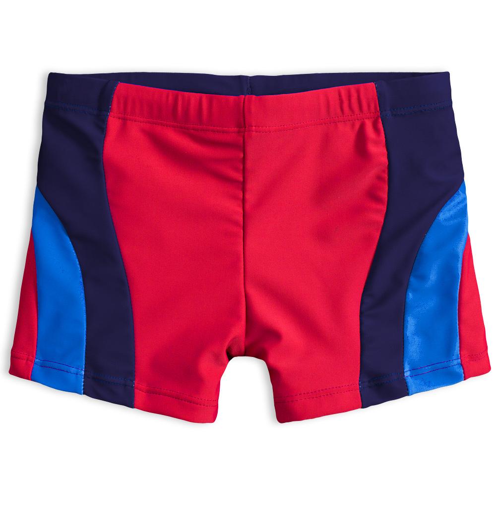 Chlapecké plavky KNOT SO BAD DIVING červené Velikost: 140