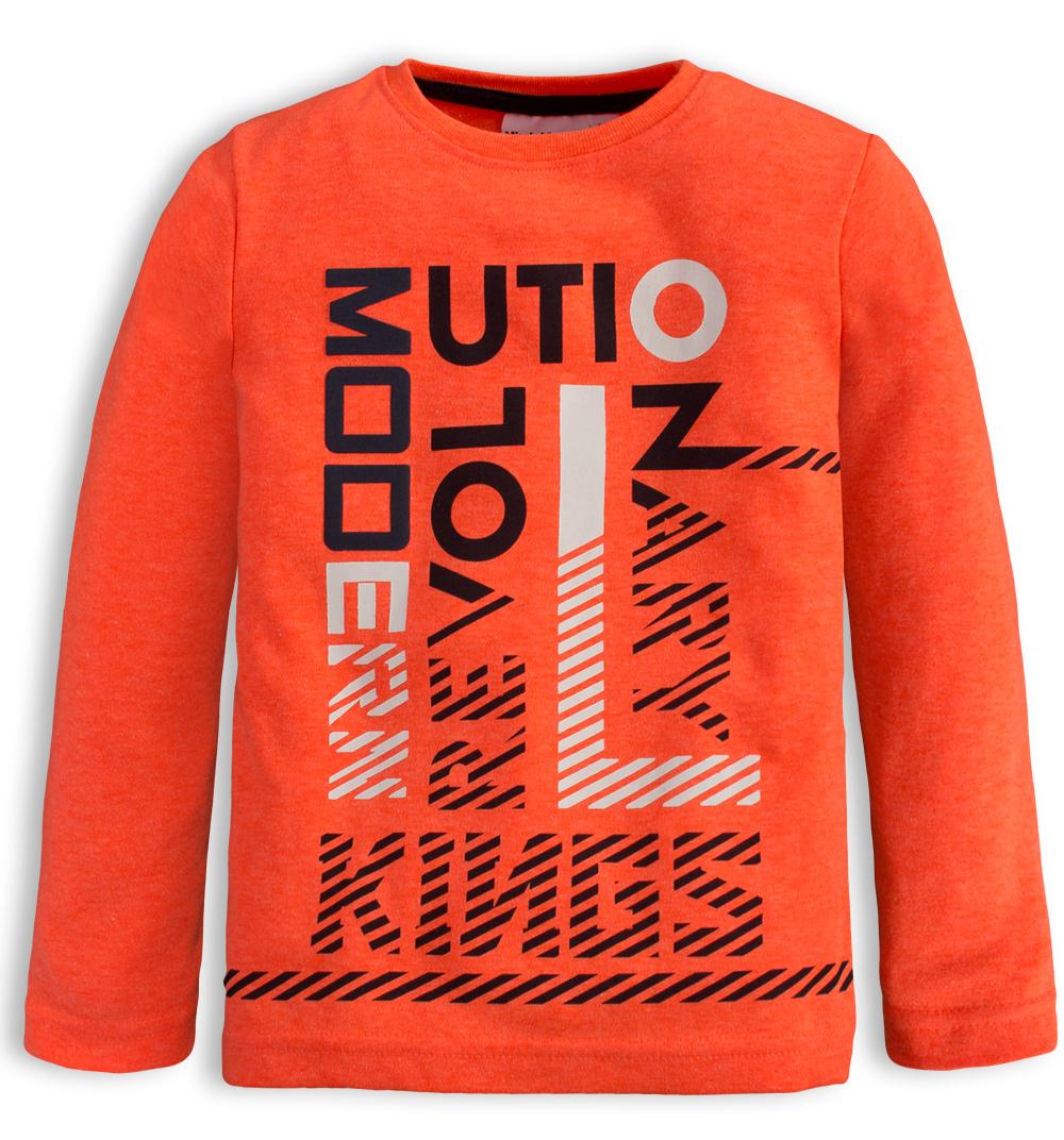 Chlapecké triko Mix\´nMATCH KINGS oranžové Velikost: 164