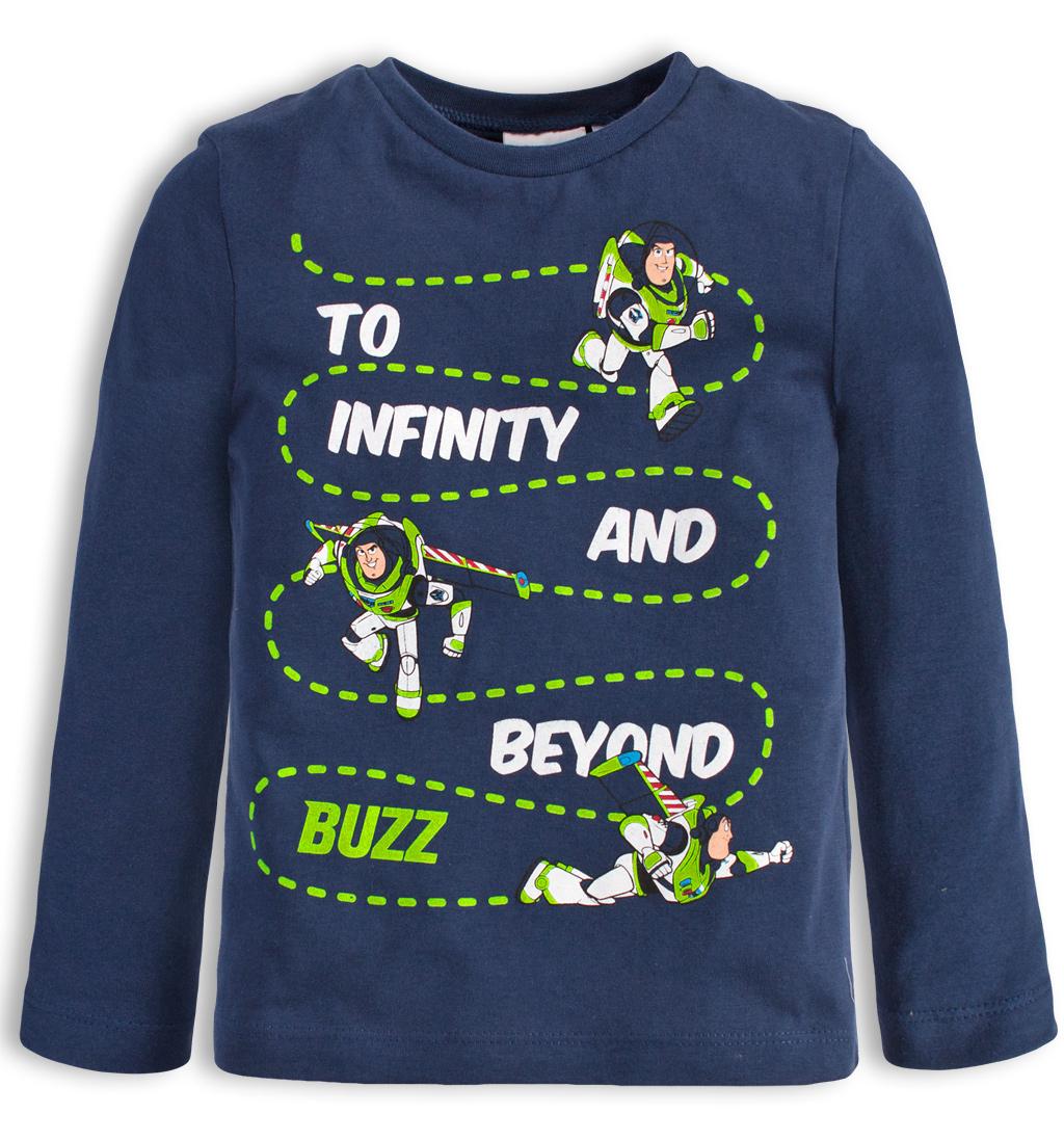 Chlapecké tričko TOY STORY BUZZ modré Velikost: 98