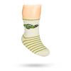 Kojenecké ponožky s obrázkem FORMULE šedé