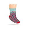 Ponožky WOLA s obrázkem vzor AUTÍČKO