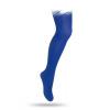 Tenké punčocháče ZUZKA středně modré