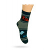TERMO ponožky vzor FORMULE