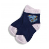 Kojenecké ponožky se vzorem WOLA DRÁČEK