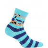 Chlapecké vzorované ponožky GATTA
