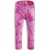 Dívčí barevné džíny  LILLY&LOLA DREAM růžové