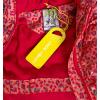 Dívčí zimní bunda LEMON BERET BABY oranžová