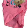 Dívčí tričko KNOT SO BAD CATS růžové