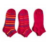 Dámské ponožky FILA 3 páry růžové