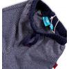 Kojenecké bavlněné šortky KNOT SO BAD PLANE modré