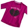 Dívčí triko LOSAN BROKEN RULES fialové