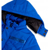 Chlapecká zimní bunda LEMON BERET ESCAPE modrá